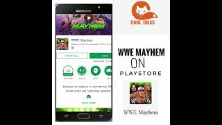 How To Download WWE Mayhem Free From Playstore