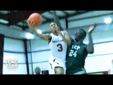 6'2 Corey Sanders vs. 7'6 Tacko Fall - YouTube