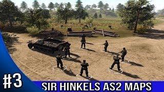 Men of War Assault Squad 2 Sir Hinkels Maps - Ostfront Campaign - Kursk Operation Zitadelle 3/3