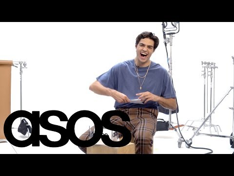 Noah Centineo Reads Fan Tweets | ASOS Magazine