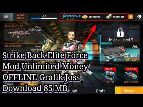 Strike Back Elite Force Mod Apk (OFFLINE)