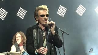 Johnny Hallyday - Rester Vivant - Arènes de Nîmes 17 / 07 / 2016