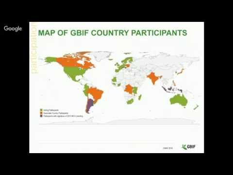 BITC Global Online Seminar #24: History of the Global Biodiversity Information Facility