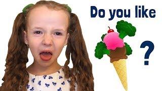 Do You Like Broccoli Ice Cream? Songs with Ulya