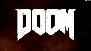 DOOM(2016) Title Sequence