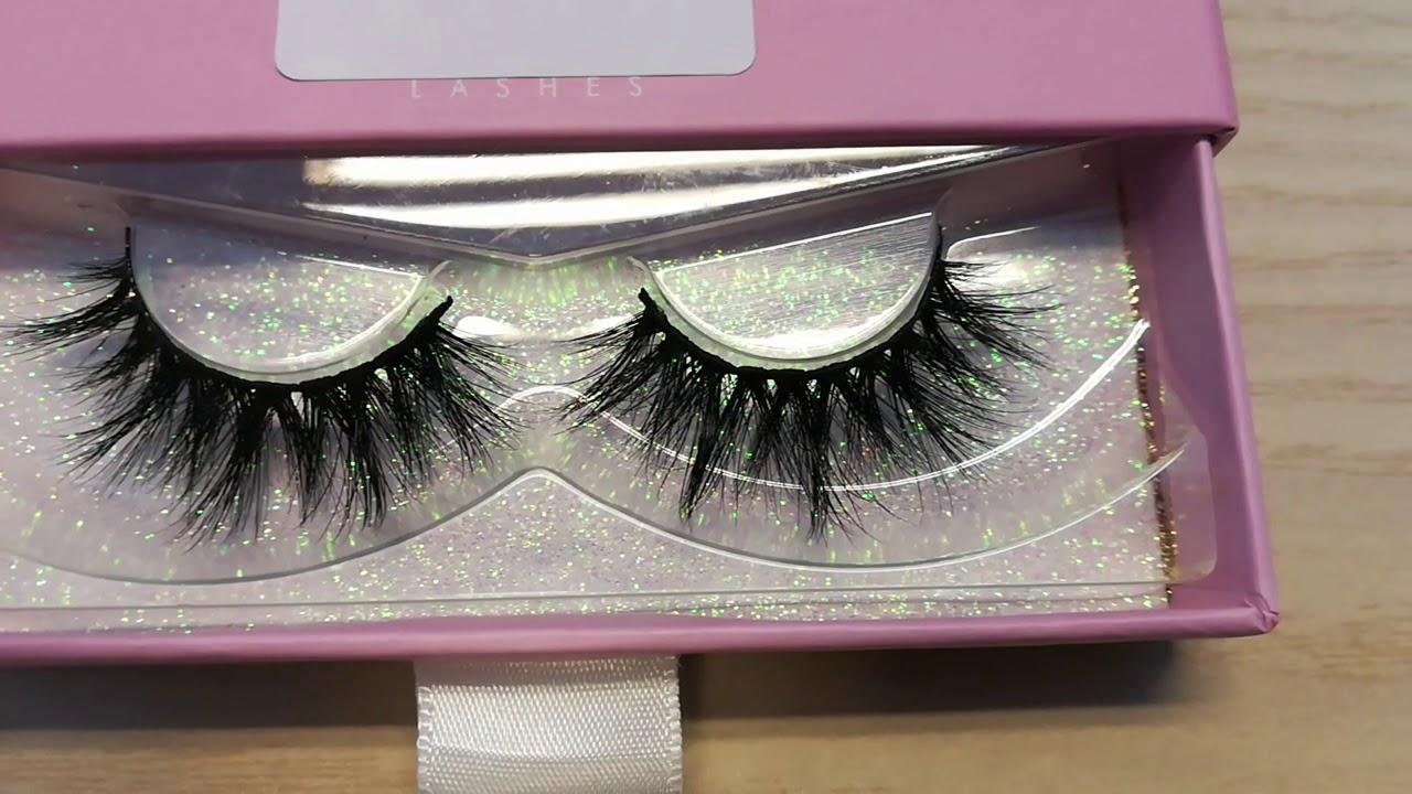23cea79372c Custom drawer eyelash packaging box,3d mink lashes manufacturer ...