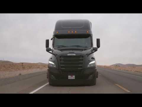 2019 Freightliner Cascadia - Best HIGH-Tech Truck Ever