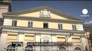 """Lviv : """"le petit Paris de l'Est"""""""