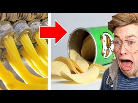 Diese Lebensmittel wirst du ΝIΕ wieder kaufen, wenn du siehst wie sie hergestellt werden...