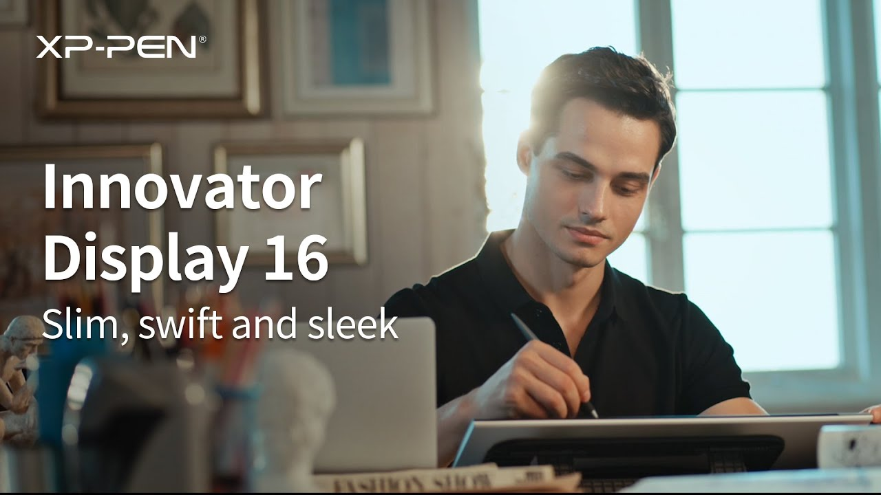 The Introduction to Innovator Display 16-See you in our live room on July 4th,15:00(UTC)
