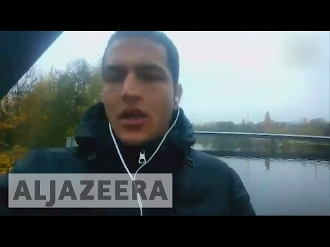 Berlin attack suspect Anis Amri pledged allegiance to ISIL