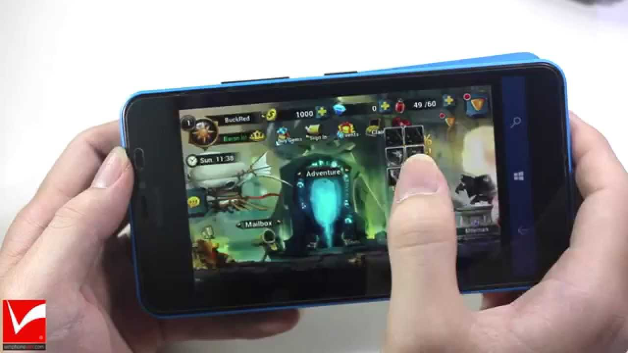 [Windows Phone Game] Kingdoms Charge: Tựa game nhập vai hấp dẫn
