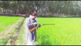 Hilal wani shooting 2017 Video
