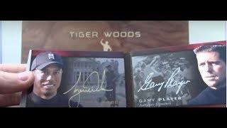 Supersitz's 2013 Upper Deck Tiger Woods Masters Collection Golf Box Break