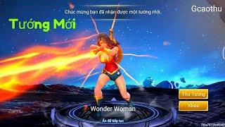 [Gcaothu] Tướng Mới Wonder Woman Chiến Thần Amazon ra mắt - Đấu sĩ có khả năng khống chế Bá Đạo
