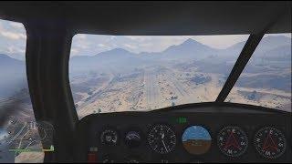 Most Realistic Flight Simulator Ever??? - Using GTA V as a Flight Sim [Episode 1]