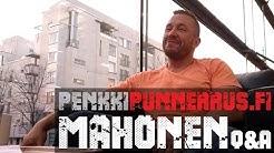 Mähönen Q&A - Penkkipunnerrus.fi