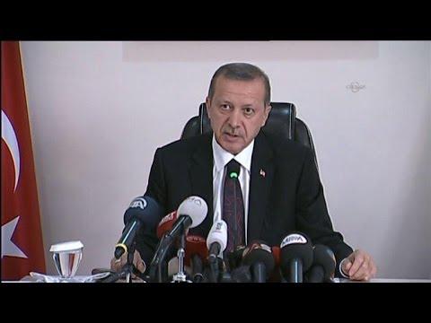 Turkish PM offers condolences as coal mine collapse kills 238