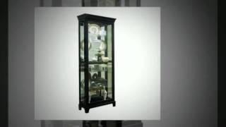 Pulaski Curio Cabinets - Curiocabinetspot.com