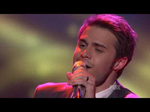 American Idol 08x33 Top 5 Perform   Rat Pack Standards