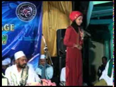 Tausiah Ananda Maria Ulfah (Juara 1 Aksi Junior Indosiar 2014) di MAJLIS