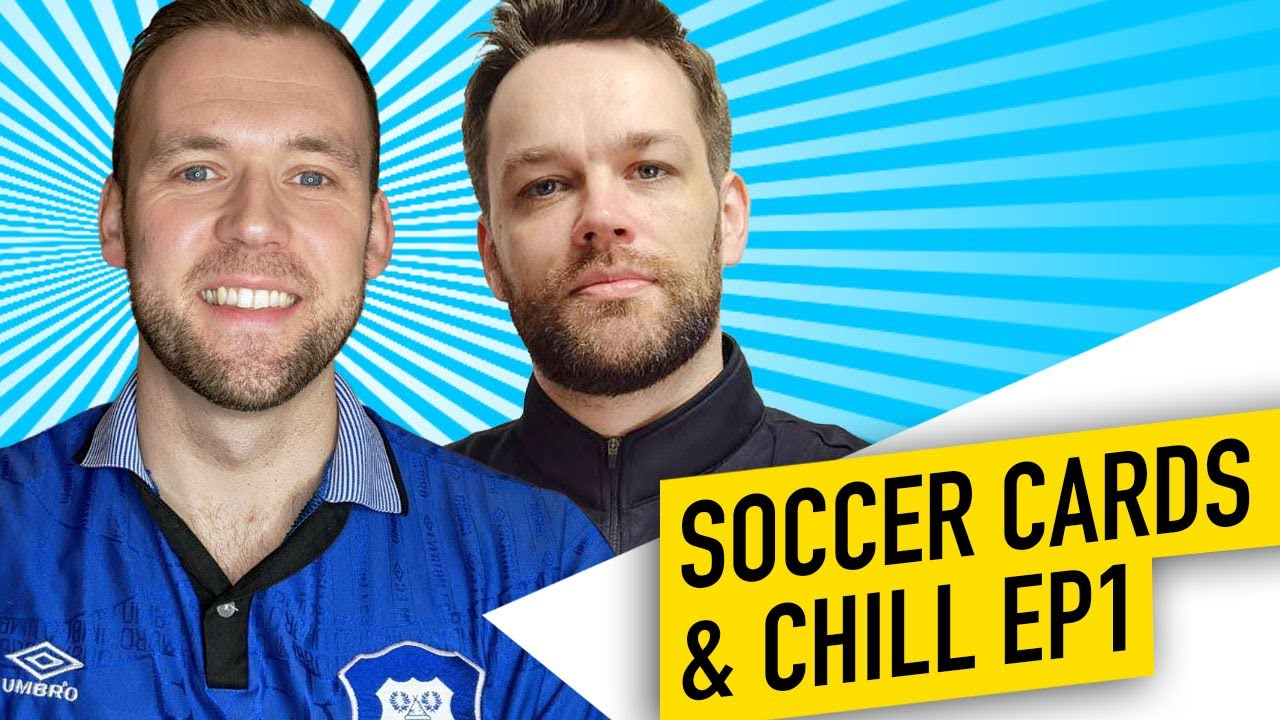 Soccer Cards & Chill - A new podcast from Futera