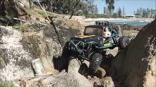 FJ40 Truggy   Alexandria Heads QLD 2015 09 25