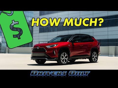 2021 Toyota RAV4 Prime - Pricing And Trim Levels Revealed!