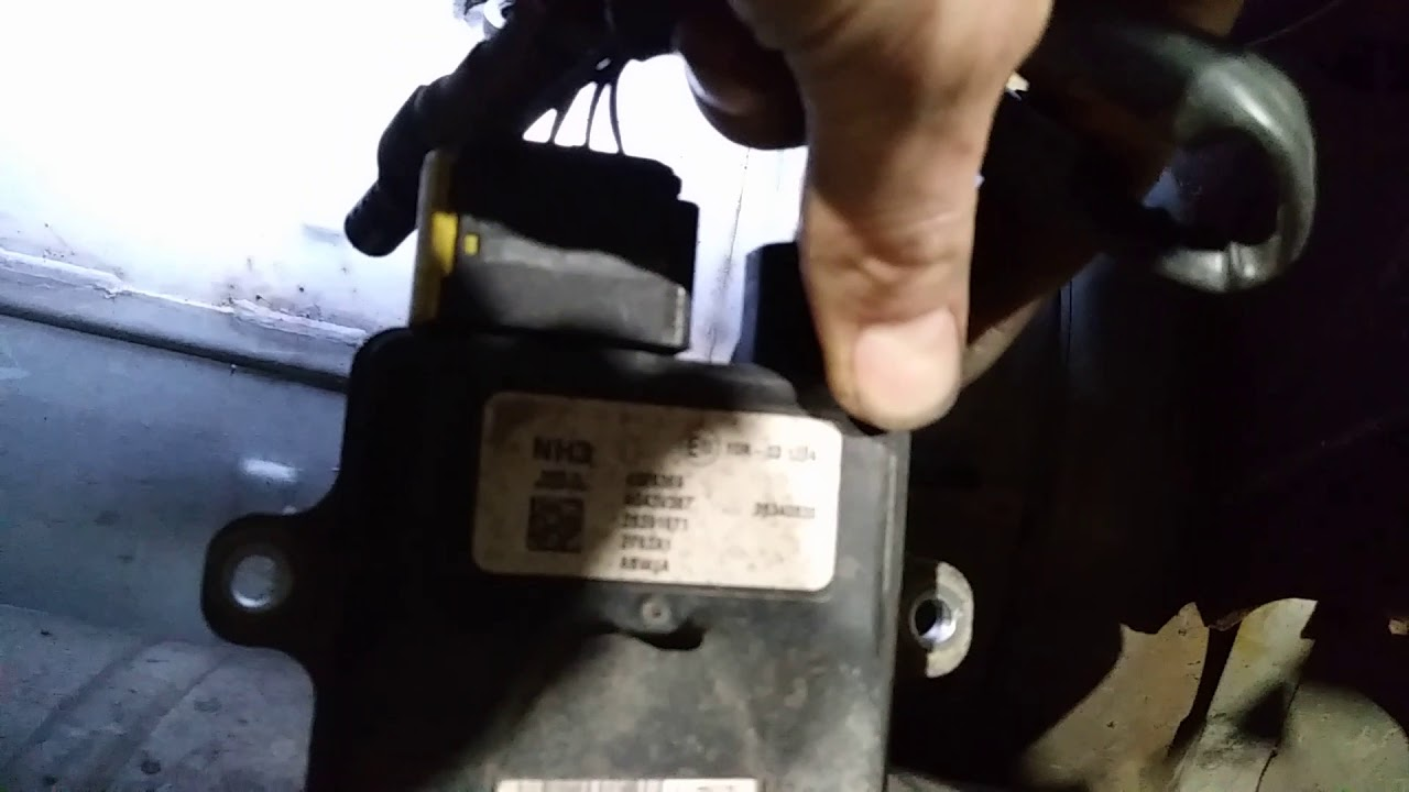 NH3 sensor location fault code 3899