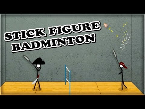 Professional Stick Badminton Player (World Record Time!)