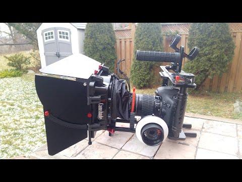 CAMTREE KIT-100 Camera Cage & Matte Box & Follow Focus