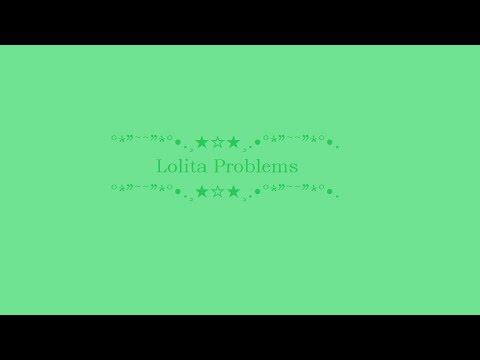 Lolita Problems: Defining Ita