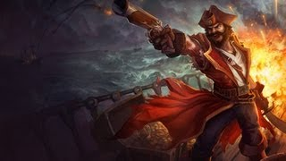 League of Legends #25 Let´s Play Gangplank Top (HD) (Season 3)