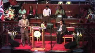 Pastor Philemon Samuels