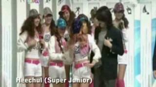 소녀시대 SNSD Oh! Parody Compilation Feat Various Celebs