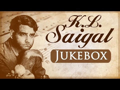 K L Saigal Best Evergreen Old Hindi Songs {HD}  Bollywood Vintage Songs
