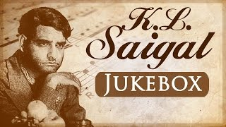 K L Saigal Best Evergreen Old Hindi Songs - Bollywood Vintage Songs