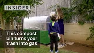 HomeBiogas - Business Insider