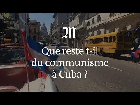 Que reste-t-il du communisme à Cuba ?