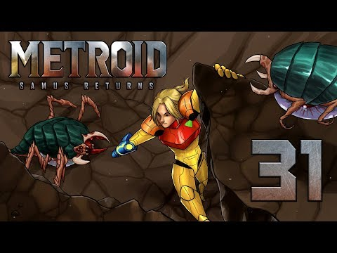 Let's Play Metroid Samus Returns [German][Blind][#31] -