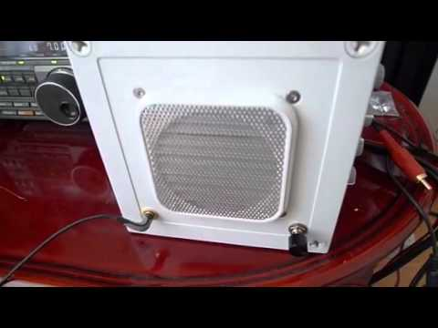 Active CW filter