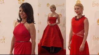 Star Fashion Shines Bright at the Emmys