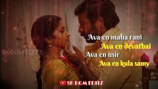 Karuppan | Avla Pudikum | ❤love dialogue ❤| Vijay Sethupathi | WhatsApp status | @ SK