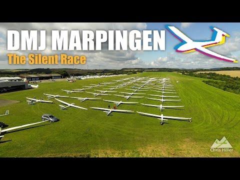 The Silent Race - Deutsche Segelflugmeisterschaft der Junioren in Marpingen 2016