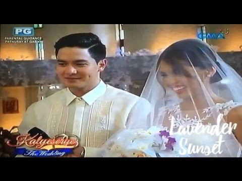 Kalyeserye The Wedding - October 22