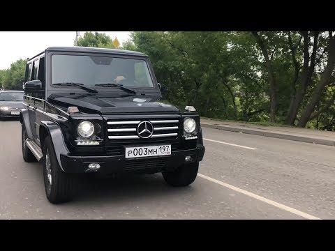 Mercedes G350D 2014 - Лучшая комплектация для второго хозяина