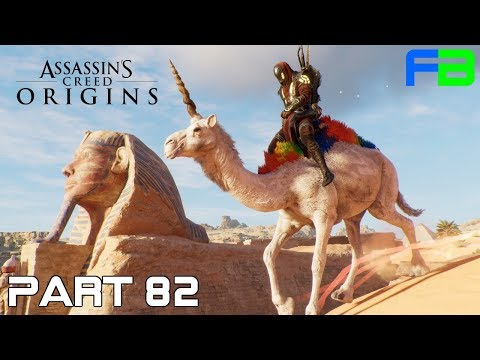 Finishing at the Sphinx - Assassin's Creed: Origins - Gameplay walkthrough: Part 82