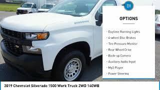 2019 Chevrolet Silverado 1500 Alcoa TN 297937