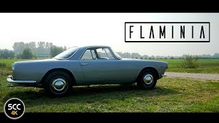 4K - Lancia Flaminia GT 2.5 3C ONE OF ONLY 672 MADE | Test drive with V6 engine sound