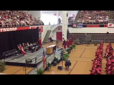 Cheatham County Central High School Class of 2018 Graduation